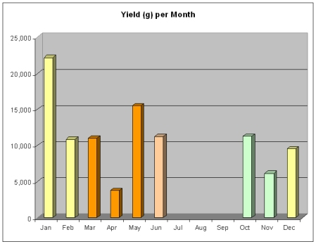 June 2009 Yields