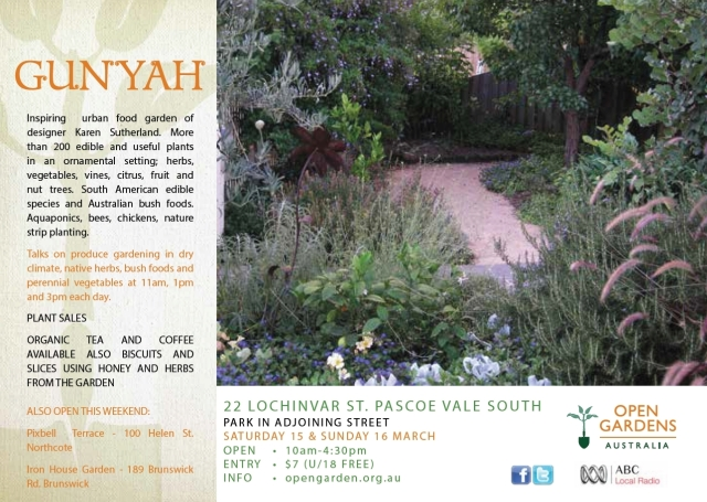 Gunyah Open Garden