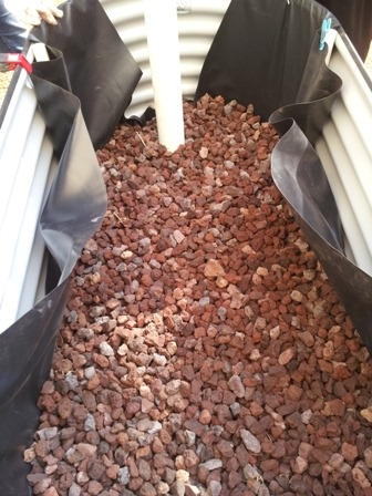 What Are The Best Rocks to Use for Building Wicking Beds