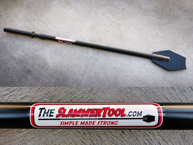 Product Review – Slammer Tool, The Ultimate Landscaping Tool?